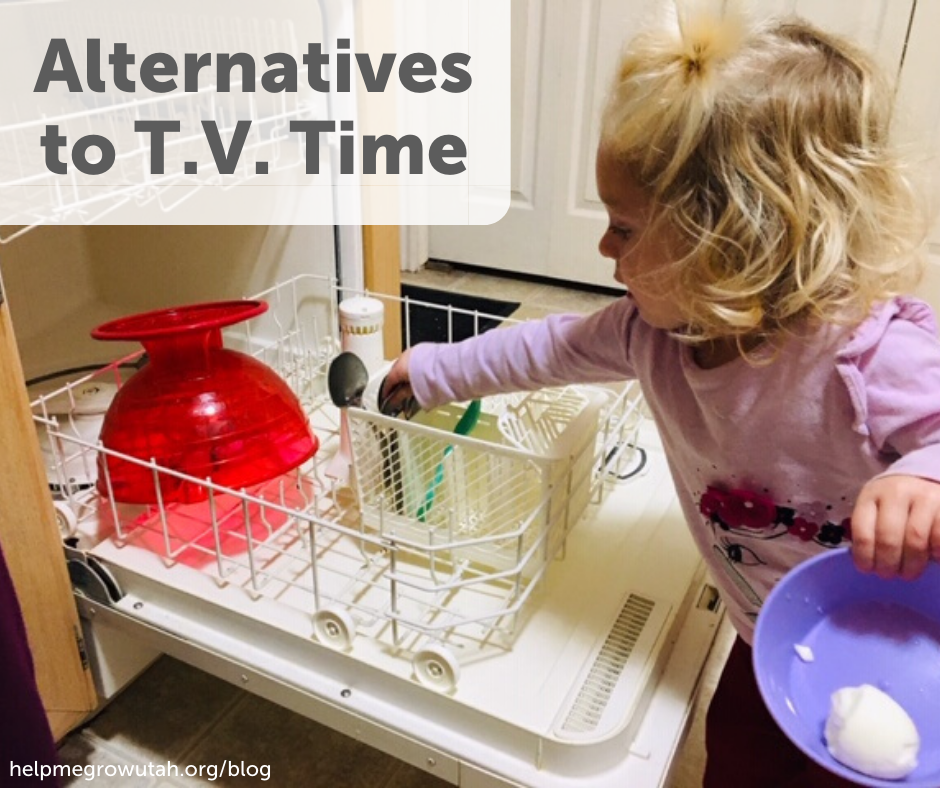 Alternatives to T.V. Time