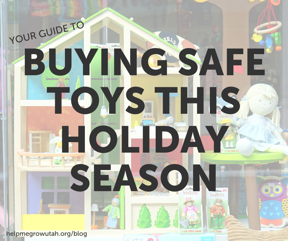 Buying Safe Toys This Holiday Season