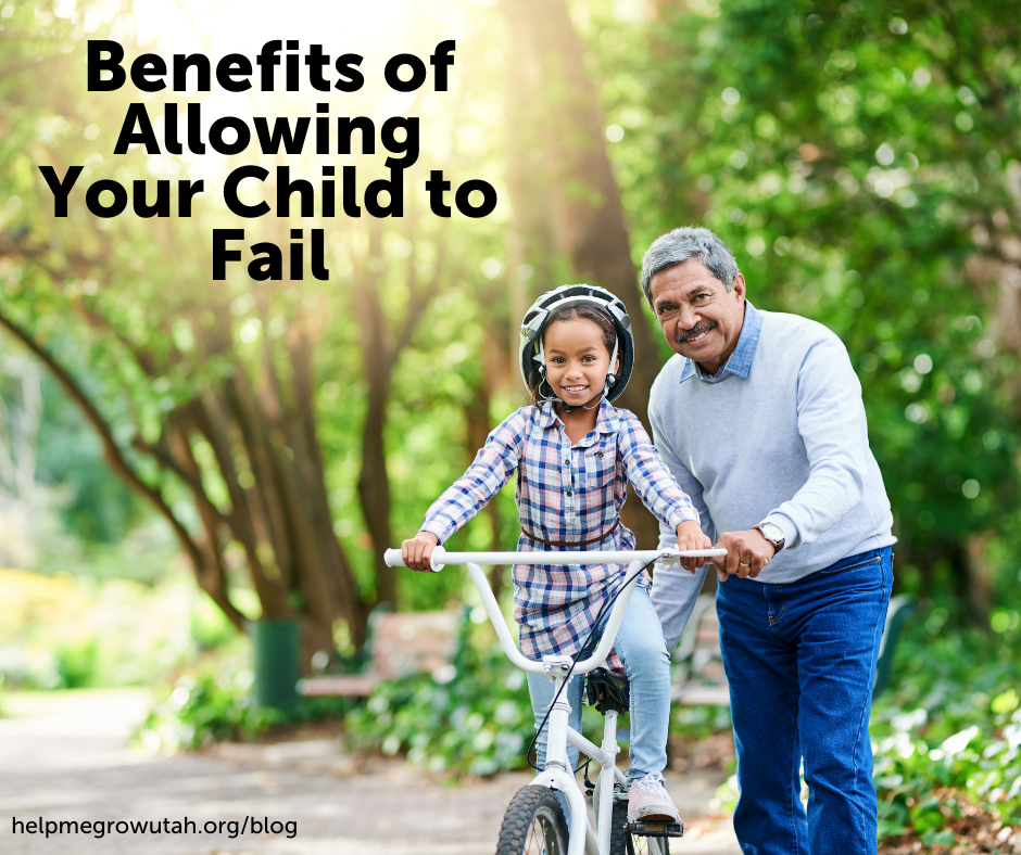 Benefits of Allowing Your Child to Fail