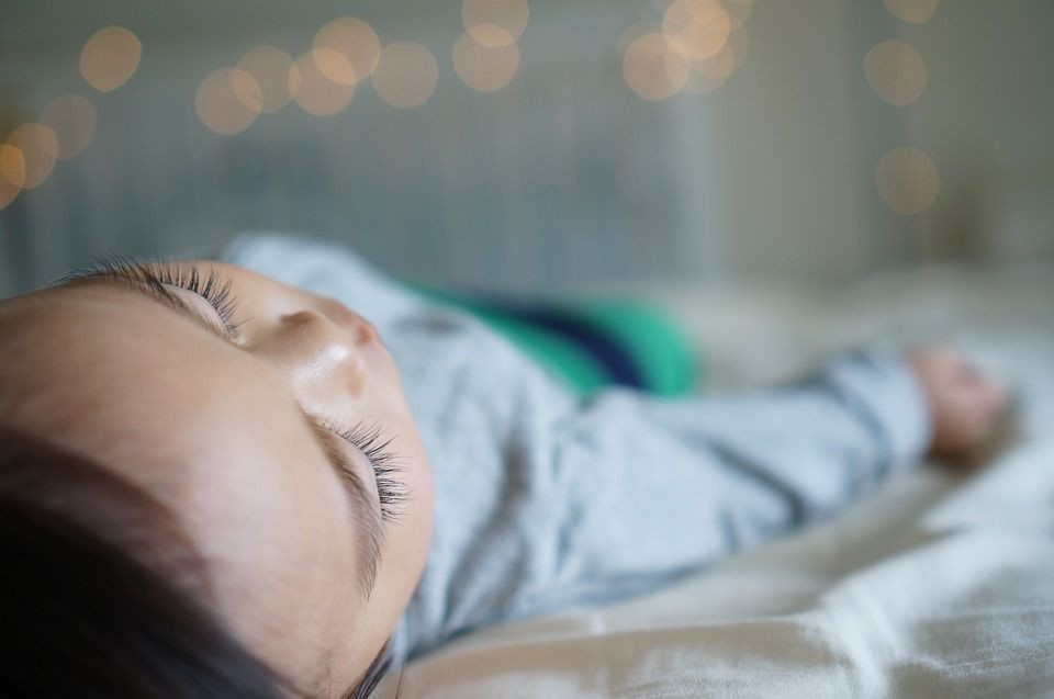 Helping Your Child Cope with Nightmares