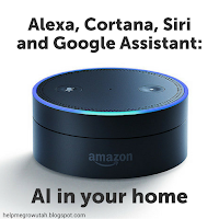 Guest Post: Alexa, Cortana, Siri and Google Assistant: AI in your home