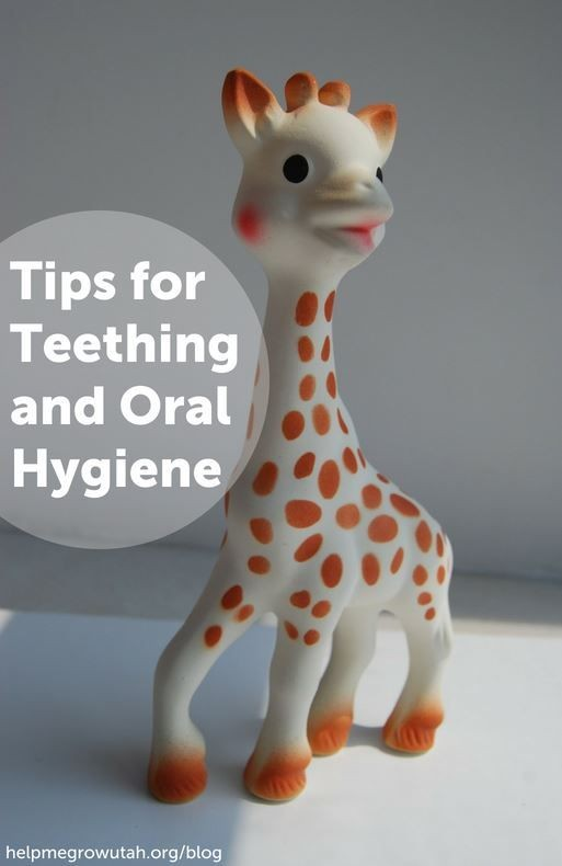 Tips for Teething and Oral Hygiene