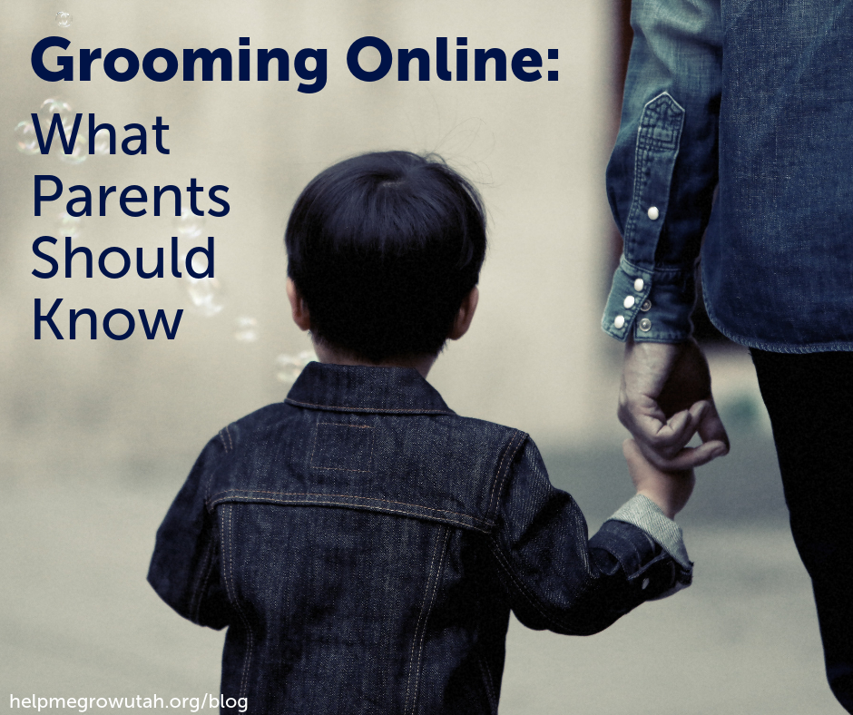 Guest Post: Grooming Online: What Parents Should Know
