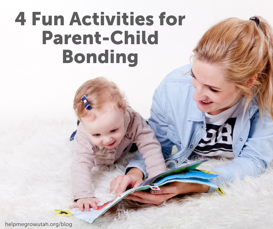Guest Post: 4 Fun Activities for Parent-Child Bonding